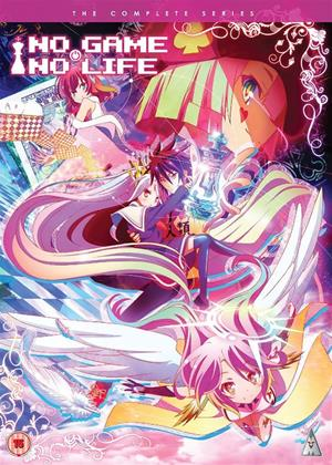 Rent No Game, No Life Online DVD Rental