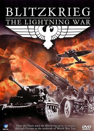 Rent Blitzkrieg: The Lightning War Online DVD Rental