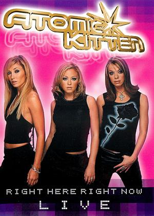 Rent Atomic Kitten: Right Here, Right Now: Live Online DVD Rental
