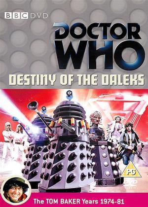 Rent Doctor Who: Destiny of the Daleks (aka Doctor Who Destiny of the Daleks: Episode One) Online DVD Rental