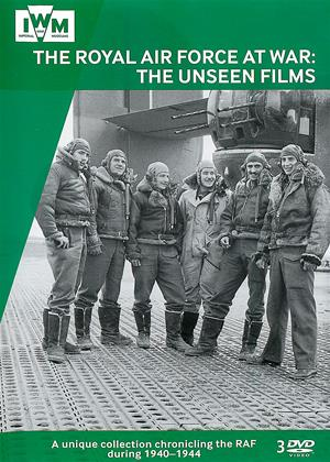 Rent The Royal Air Force at War: The Unseen Films Online DVD Rental