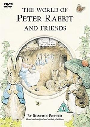 Rent The World of Peter Rabbit and Friends: Collection Online DVD Rental