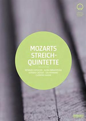 Rent Mozart: String Quartets Online DVD Rental