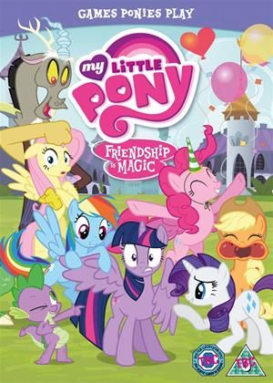 Rent My Little Pony: Friendship Is Magic: Games Ponies Play Online DVD Rental