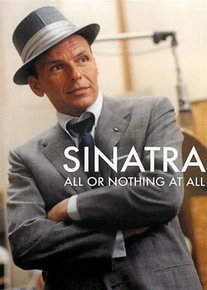 Rent Frank Sinatra: All or Nothing at All Online DVD & Blu-ray Rental