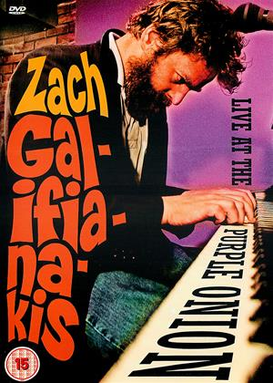 Rent Zach Galifianakis: Live at the Purple Onion Online DVD Rental