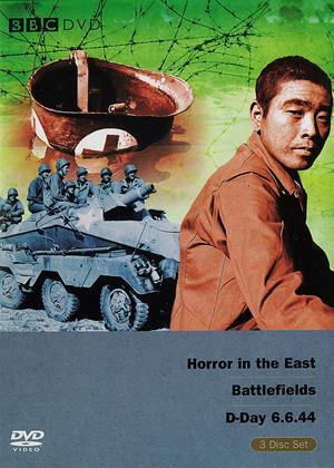Rent Horror in the East Online DVD & Blu-ray Rental