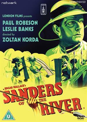 Rent Sanders of the River Online DVD Rental