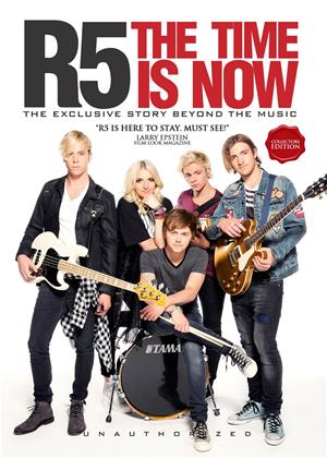 Rent R5: The Time Is Now Online DVD & Blu-ray Rental