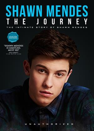 Rent Shawn Mendes: The Journey Online DVD Rental