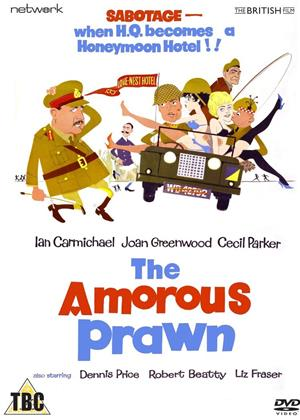 Rent The Amorous Prawn (aka The Amorous Mr. Prawn) Online DVD Rental