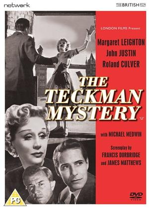 Rent The Teckman Mystery Online DVD Rental