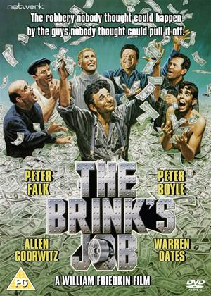 Rent The Brink's Job Online DVD Rental