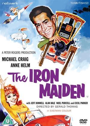 Rent The Iron Maiden (aka The Swingin' Maiden) Online DVD Rental