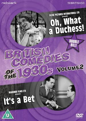 Rent British Comedies of the 1930s: Vol.2 Online DVD Rental