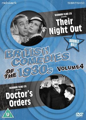 Rent British Comedies of the 1930s: Vol.4 Online DVD Rental