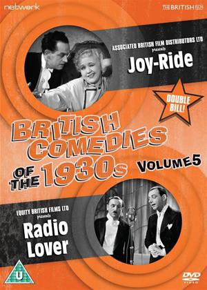 Rent British Comedies of the 1930s: Vol.5 Online DVD Rental