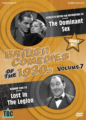 Rent British Comedies of the 1930s: Vol.7 Online DVD Rental