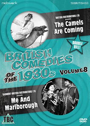 Rent British Comedies of the 1930s: Vol.8 Online DVD Rental