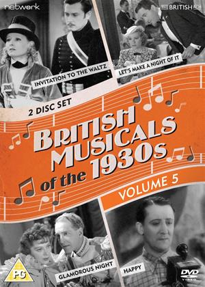 Rent British Musicals of the 1930s: Vol.5 Online DVD Rental