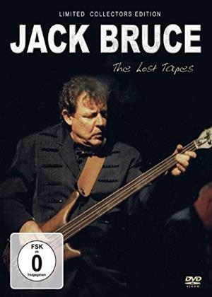 Rent Jack Bruce: The Lost Tapes Online DVD Rental