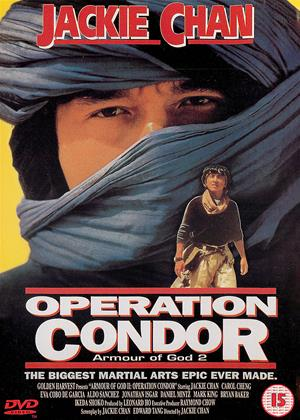 Operation Condor: Armour of God 2 Online DVD Rental