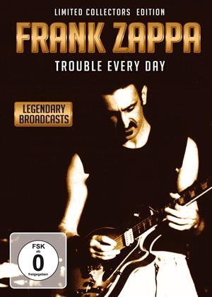 Rent Frank Zappa: Trouble Every Day Online DVD Rental