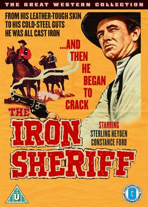 Rent The Iron Sheriff Online DVD Rental