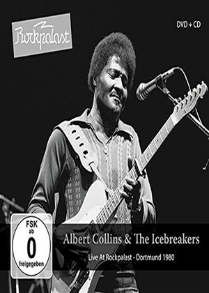 Rent Albert Collins and the Icebreakers: Live at Rockpalast Online DVD Rental