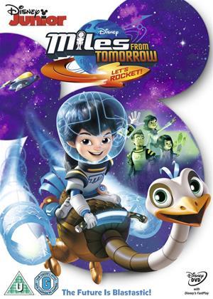 Rent Miles from Tomorrow: Let's Rocket Online DVD Rental
