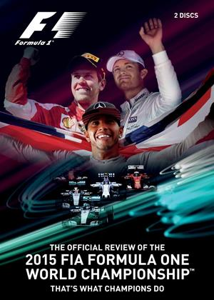 Rent FIA Formula One World Championship: 2015: The Official Review Online DVD Rental