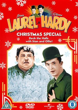 Rent Laurel and Hardy: Christmas Special Online DVD Rental