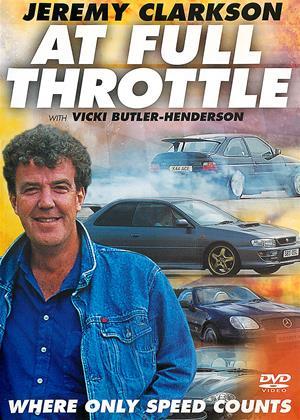 Rent Jeremy Clarkson: At Full Throttle Online DVD Rental