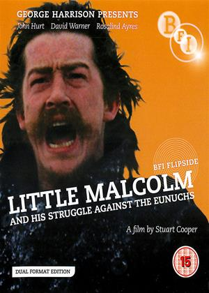 Rent Little Malcolm (aka Little Malcolm and His Struggle Against the Eunuchs) Online DVD Rental