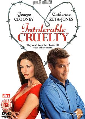 Rent Intolerable Cruelty Online DVD Rental