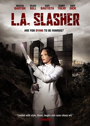 Rent L.A. Slasher Online DVD & Blu-ray Rental