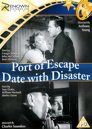 Rent Port of Escape / Date with Disaster Online DVD Rental
