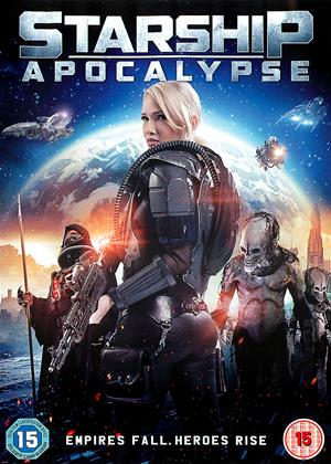 Rent Starship: Apocalypse (aka Starship: The Coming Darkness) Online DVD Rental