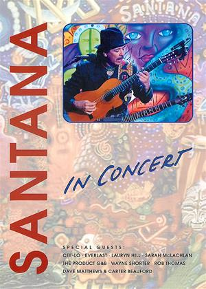 Rent Santana: Live in Concert Online DVD Rental