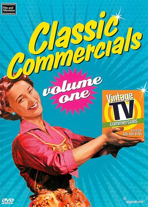 Rent Classic Commercials: Vol.1 Online DVD Rental