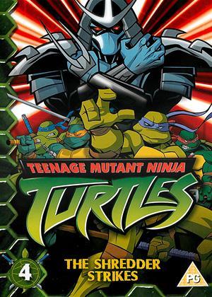 Rent Teenage Mutant Ninja Turtles: Vol.4 Online DVD & Blu-ray Rental
