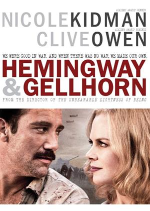 Rent Hemingway and Gellhorn Online DVD Rental