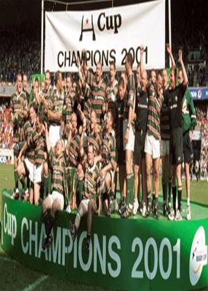 Rent Leicester Tigers: Heineken Cup 2001 Online DVD Rental
