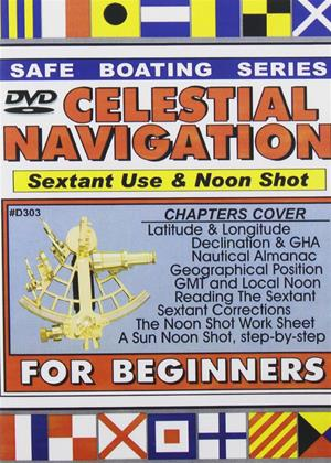 Rent Celestial Navigation for Beginners: Sextant Use and Noon Shot Online DVD Rental