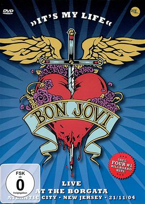 Rent Bon Jovi: Its My Life Online DVD Rental