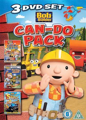 Rent Bob the Builder: Can-Do Pack Online DVD Rental