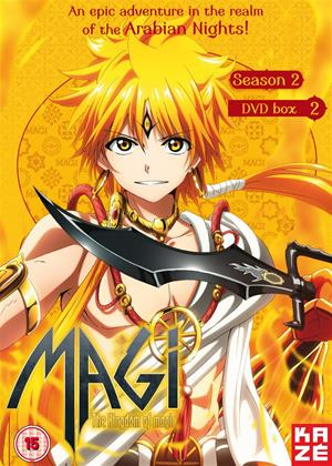 Rent Magi: The Kingdom of Magic: Series 2: Part 2 Online DVD Rental