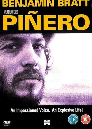 Rent Pinero (aka Piñero) Online DVD Rental