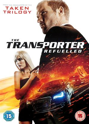 Rent The Transporter Refueled Online DVD & Blu-ray Rental