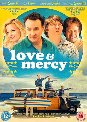 Rent Love and Mercy Online DVD Rental